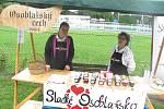 Boršč, bigos, placky, koláče a další dobroty ochutnávali návštěvníci gastrofestivalu Ochutnej Osoblažsko.