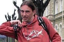 Jiří Vlček, streetworker Open House.