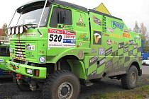 Czech Dakar Team z bruntálského regionu reprezentoval nejen oblast Jeseníků a Hané, ale i celou Českou republiku na Rallye Dakar v Jižní Americe. V Bruntále postavili mechanici teamu ostré soutěžní vozy, které testovali úspěšně ve slovenské Senici.
