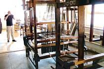 Dezinatura neboli vzorkovna je to nejcennější, co v Krnově zůstalo po Karnole a továrně na vlněné zboží Alois Larisch a synové.