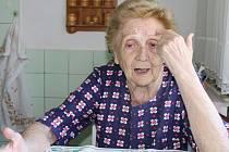 Pamětnice Věra Písková má v paměti oslavy výročí založení Bruntálu před téměř padesáti lety v roce 1963. Tehdy byla členkou tehdejší městské kulturní komise.