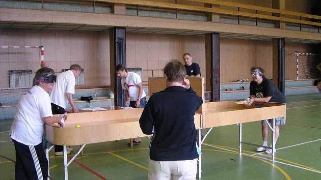 Hráči bojovali také o nominaci na mistrovství Evropy.