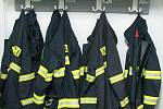 Zázemí mají hasiči z Vrbna pod Pradědem ve zbrojnici poblíž hřbitova.
