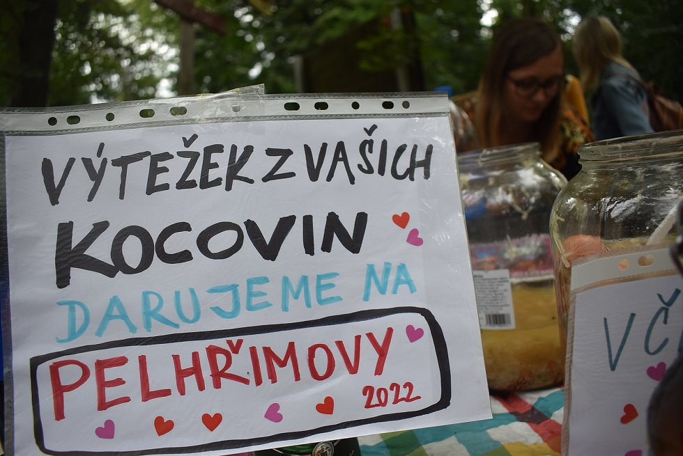 Srpen 2021. Festival Pelhřimovy.