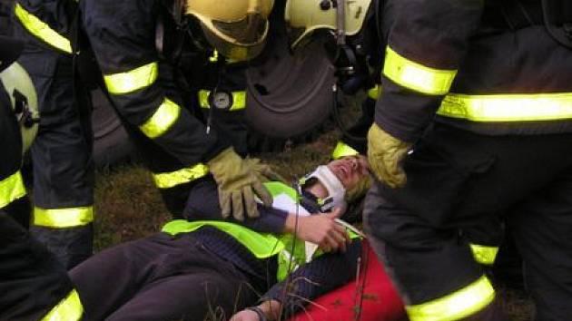 Dostupnost záchranářů v regionu zatím není ideální.