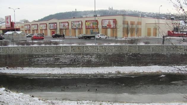 Kaufland v Krnově. Ilustrační foto.