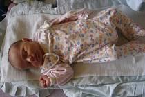 Anna Fialková, narozena 10.7. 2009, váha 2,84 kg, míra 48 cm, Vrbno pod Pradědem. Maminka: Marie Fialková, tatínek: Otakar Fialek.