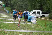 Krnovští schodaři se říká běžcům, kteří chodí trénovat na cvilínské schody. Rozhodli se letos poprvé uspořádat závod ve své oblíbené disciplíně a získali pro tuto myšlenku i olympionika Jirku Magála, který jejich akci podporuje.