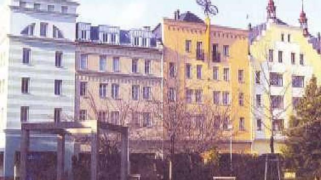 Rekonstruovaný Prior v Krnově.