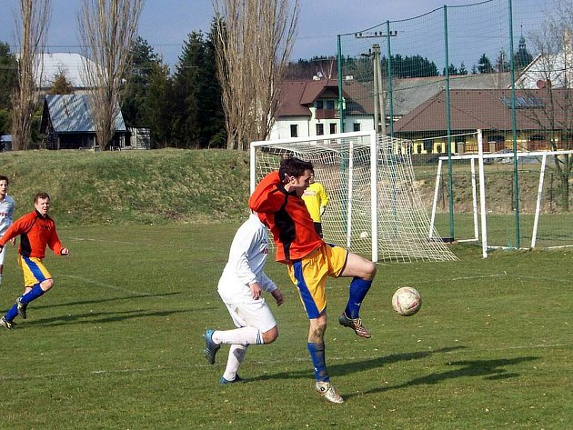 Fotbalisté Starého Města prohráli v Porubě.