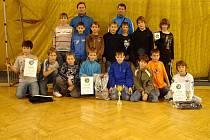 Mladí fotbalisté našeho okresu skvěle reprezentovali na turnaji v Ostravě.