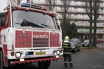 Během čtvrtečního odpoledne zazvonil na ústředně Hasičů města Bruntál telefonát, ve kterém byl oznámen požár bruntálského hotelového domu Slezan.