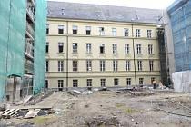 Historická budova Petrinu v bruntálské Školní ulici prochází masivní modernizací. Školní budova se proměňuje ve víceúčelové vzdělávací a volnočasové zařízení nejen pro děti, ale pro občany každého věku.