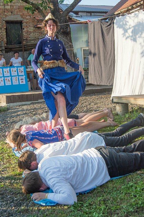 Kočovná divadelní společnost pro sezónu 2021 nastudovala hru Josef II de la Mancha.