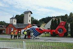 Nehoda v Lichnově