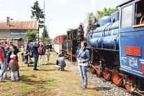 Osoblažka neboli úzkokolejka z Třemešné do Osoblahy získala dotaci díky tomu, že významně zvyšuje turistický potenciál celého regionu.