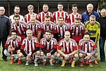 Fotbalisty Bruntálu zastihla druhá polovina podzimní části I.A třídy ve velké formě, mužstvo vystoupalo až ke druhé příčce a na jaře bude patřit ke kandidátům na postup.