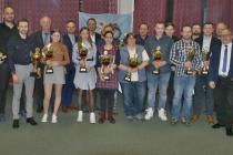 V hotelu Slezan v Bruntále proběhl již 43. ročník slavnostního vyhlášení nejlepších sportovců a kolektivů okresu Bruntál.