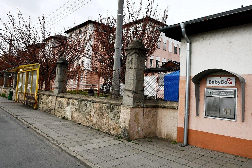 Babybox v Krnově.