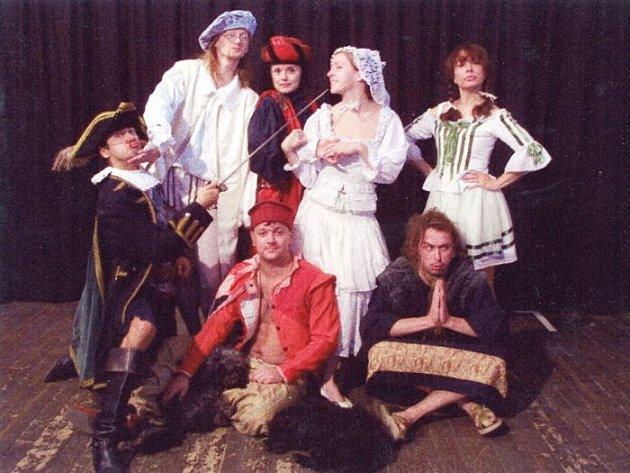 Commedii dell'arte zahrají v bruntálském divadle herci HaDivadla a Divadla Husa na provázku.