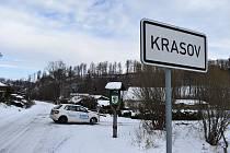 Krasov je malá podhorská obec na Krnovsku.