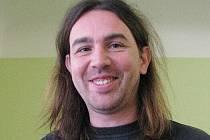 Jiří Vlček, streetworker, 33 let, Krnov.