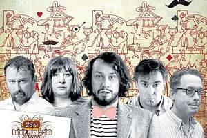 Komediograf, kultovní kabaretní koktejl skečů, scének, paradoxů ačerného humoru, dorazí 6. května do krnovského Kofola Music Clubu.