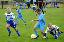 Mladí hráči Sigmy bojovali jako lvi.