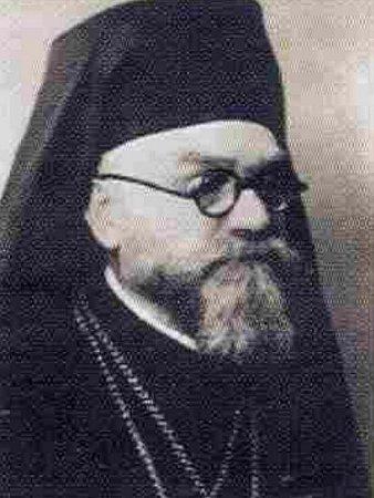 Biskup Gorazd.