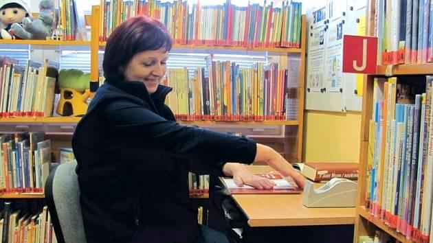 I když jí cena udělala velkou radost, bere ji Božena Čepová spíše jako ocenění celé knihovny.