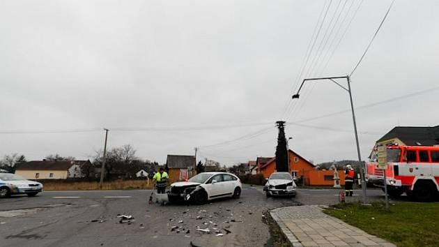 V době nehody Úvalnem projížděl také autor fotografie.