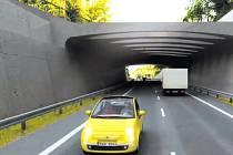 Komentovanou vizualizací Ředitelství silnic a dálnic názorně vysvětluje jak má vypadat nová silnice z Nových Heřminov do Zátoru, až tu současnou komunikaci zaplaví přehrada. Diváci se například dozví, že přeložka silnice má sloužit jako obchvat.