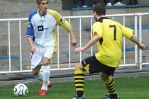Krnovští fotbalisté v neděli hostí na domácím hřišti Baník Albrechtice.