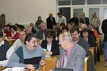 Zájem účastníků ukázal, že otázka výstavby větrných elektráren je aktuální.