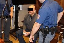 Hlavní postavou byl Peter Š., který má ve vězení strávit třináct roků.