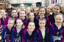 Tanečníci z Taneční školy Stonožka si dobře vedli v mezinárodní soutěži v Kunštátě.