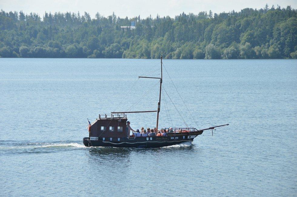 Loď Santa Maria.