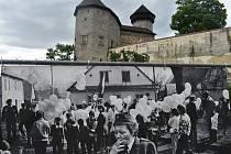 Sovinec je neodmyslitelně spojený s životem a tvorbou legendárního fotografa Jindřicha Štreita.