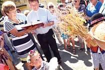 Dožínky v našem regionu patřily k téměř zapomenutým tradicím, ale zemědělci a farmáři se k nim začínají vracet. Ve Slezských Rudolticích se dožínky budou konat 16. srpna (na snímku) a v Krnově 6. září.