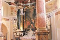Fascinující pohled nabízí barokní interiér rýmařovské kaple V Lipkách. Památku můžete propátrat sami i se svými dětmi třeba hned dnes.