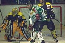 Hornobenešovští hokejisté se sice mnohokrát dostali k ohrožení svatyně protivníka, nakonec však na svém ledě body nevybojovali, Novému Jičínu podlehli 3:5.
