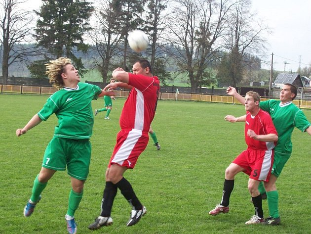 Fotbalisté Moravského Berouna si tři kola před koncem soutěže definitivně zajistili postup.
