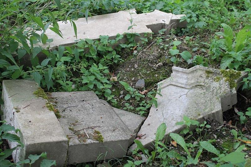 Rozbité náhrobky, rozpadající se márnice, rozbujelá zeleň, všude jen nicota a zmar: to je hřbitůvek ve Skrbovicích. Dobrovolníci to chtějí do roka změnit.