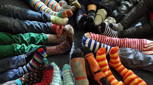 Třebíč pořád zůstává městem, kde se výrobě ponožek daří