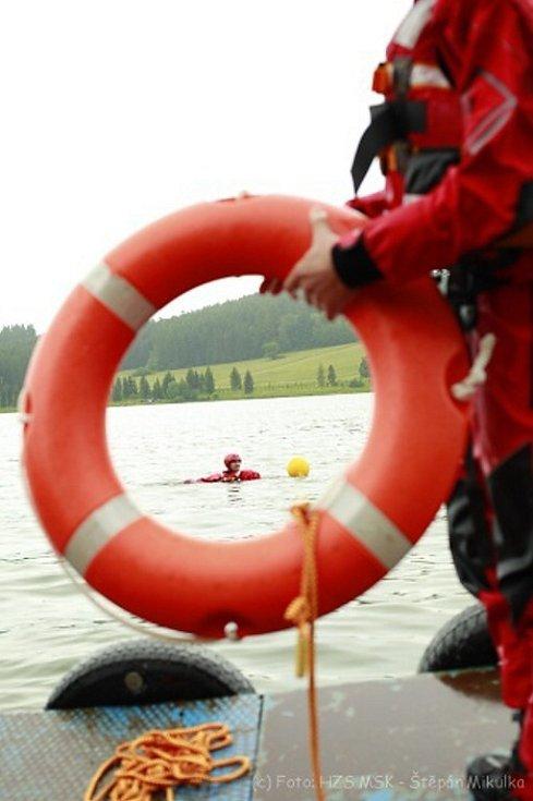 Záchránáři změřili své síly na 18. ročníku závodu Slezská Harta.