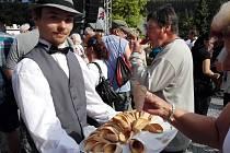 Gastrofest Jak šmakuje Moravskoslezsko se po roce vrací do Karlovy Studánky.