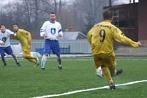 FK Krnov - SK Moravan Oldřišov 2:2.