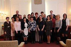 Ocenění pedagogů - Krnov