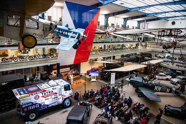 Jedničkou stáje Buggyra Racing pro jednačtyřicátý ročník Rallye Dakar bude stejně jako vloňském roce Martin Kolomý ze Starého Města uBruntálu.