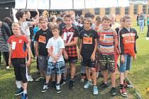 Běžci z jindřichovské školy byli se svými výkony spokojeni. O čas tentokrát nešlo.